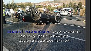 Trafik kazaları 2,5 kat arttı  ölümler yarıya düştü