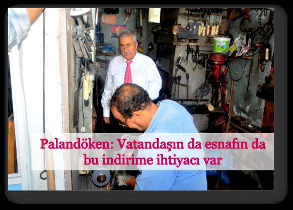 Ankara'daki su indirimi herkese örnek olmalı