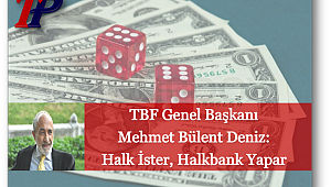 Halk ister, Halkbank yapar