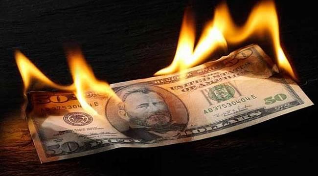 ABD, 1 trilyon doları yakıyor