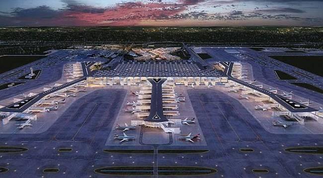 Yolculara: İstanbul'un yeni havalimanı hizmette