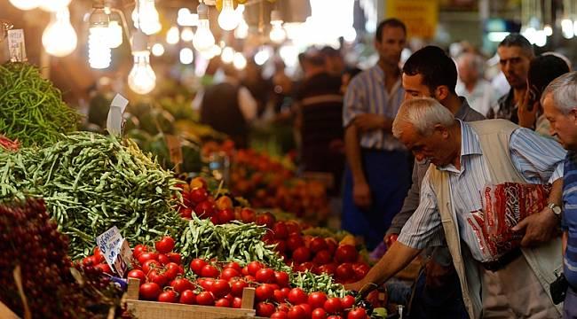 Tüketiciler dikkat! Gıda enflasyonu zirve yaptı