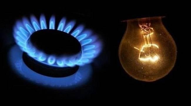 Elektrik ve doğal gaz faturaları için...