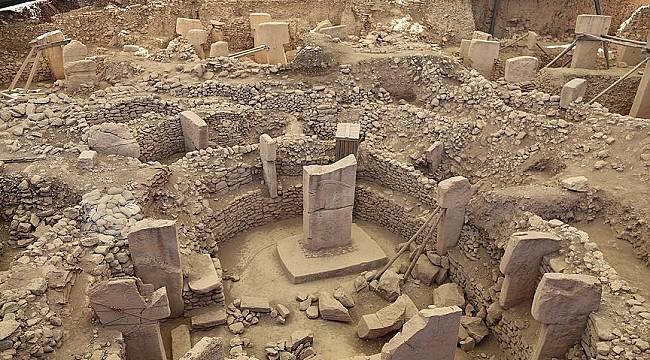 Göbeklitepe insanlığın ortak tarihi