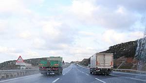 SADECE KUZEY MARMARA DEĞİL: Bütün yollarda kamyonlar denetlenmeli