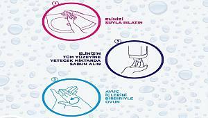 DİKKAT: Küçük-büyük ellerimizi böyle yıkamalıyız