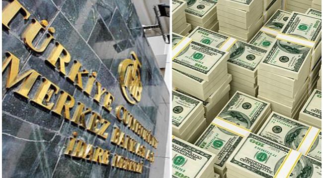 Merkez Bankası'nın yıl sonu DOLAR BEKLENTİSİ 5.4372 TL