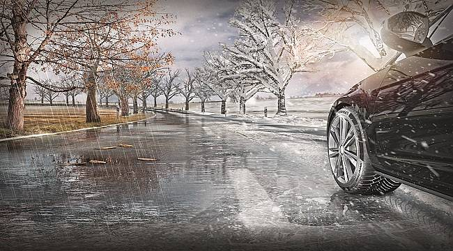Kış lastiği seçiminizi doğru yapın yolda kalmayın