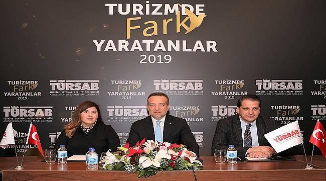 Türkiye için dev buluşma: Turizmde Fark Yaratanlar