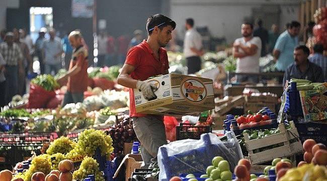 Hallerde yüzde 800'lere varan fahiş fiyat artışları tespit edildi