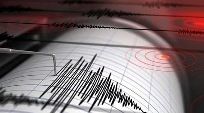 İstanbul'da deprem!Çok sayıda ilçeden hissedildi