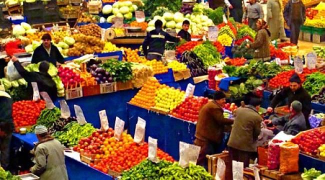Enflasyon aylık yüzde 1,13 arttı!