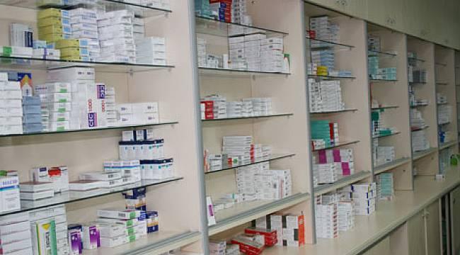 Zamdan sonra depolardan eczanelere ilaç gönderilmiyor