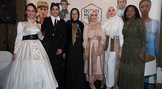 Modanın kalbi Dubai'de attı
