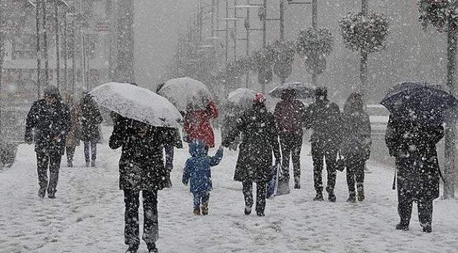 Tüketiciler dikkat! Meteoroloji kar uyarısı yaptı