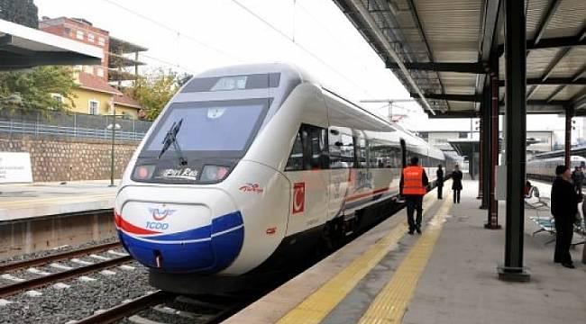 Demiryolu seyahatlerinde el bagajına dikkat