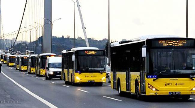 İstanbul'da toplu ulaşıma indirim geliyor
