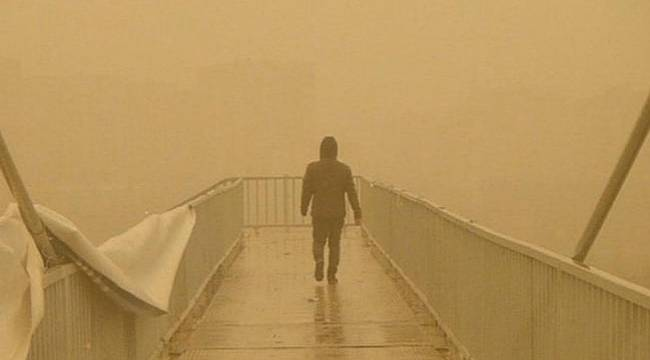 Meteoroloji'den İstanbul ve Ankara için toz uyarısı