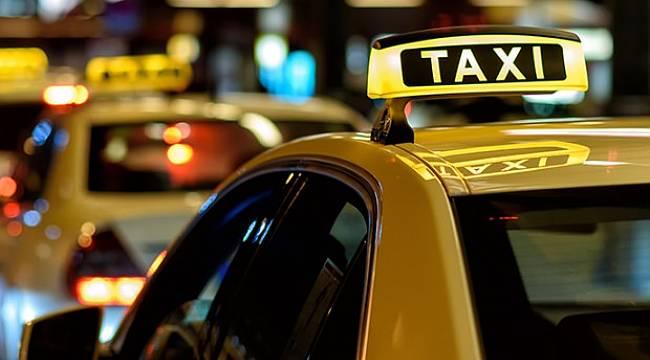 Ramazan ayında taksiler 1 TL