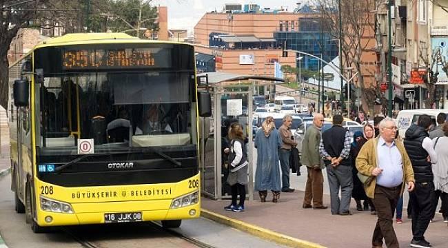 Tüketicinin zaferi: Bursa'da toplu taşıma zammı geri alındı