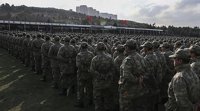 Yeni askerlik yasası bayram sonrasına kaldı