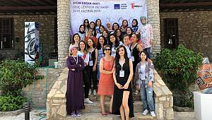 Aydın Doğan Vakfı, başarılı kızları datça'da buluşturuyor