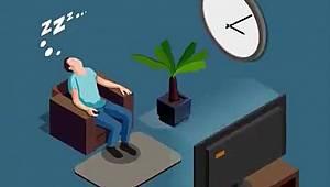 Elektrik tasarrufu için TV izlerken bunu yapın