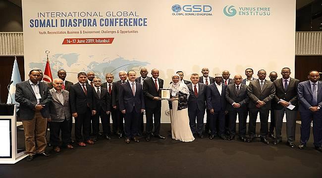 Global Somali Diaspora Konferansı'nın 3'üncüsü İstanbul'da Düzenleniyor