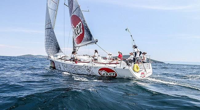 4. Deniz Kızı Ulusal Kadın Yelken Kupası  İçin Kayıtlar Başladı