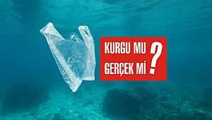 Plastik poşetlerin 11 bin metre derinliğe inmesi mümkün mü?