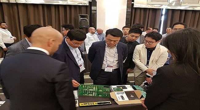 Samsung Global Sourcing Fair 2019 - İstanbul'a Büyük İlgi