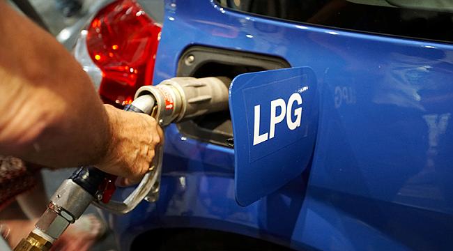 Türkiye LPG tüketiminde Avrupa'da birinci