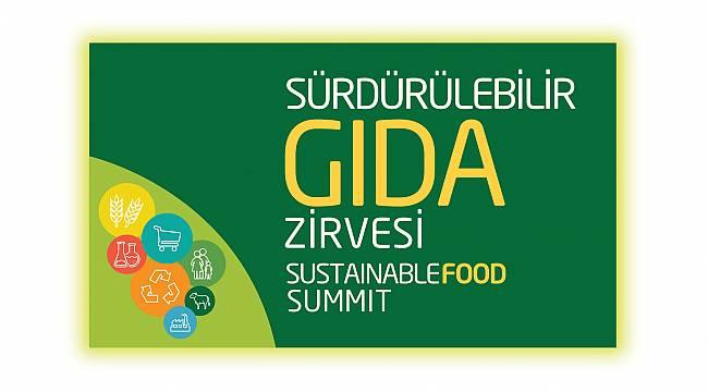 Sürdürülebilir Gıda Zirvesi, 17 Ekim'de