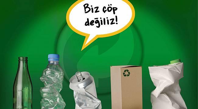 Türkiye, plastik ambalaj geri dönüşüm hedefinde ileride