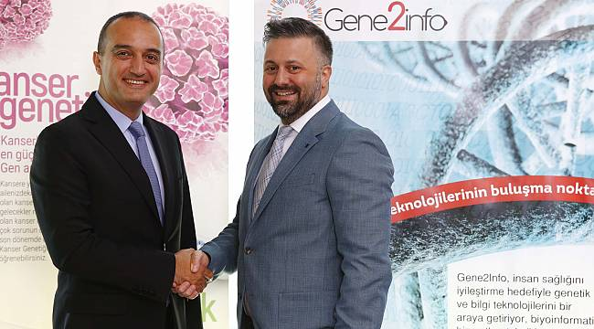 Türkiye genetik tanıda merkez oluyor