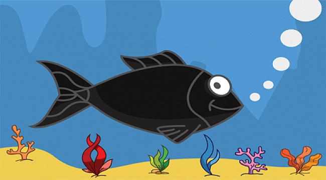 Küçük Kara Balık miniklerle buluşuyor