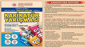 Tüketiciler için Karikatür Yarışması!