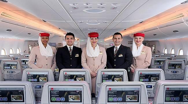 Emirates Kabin Ekibi 2019 World Travel Awards Büyük Finali'nde Dünyanın En İyisi Oldu!