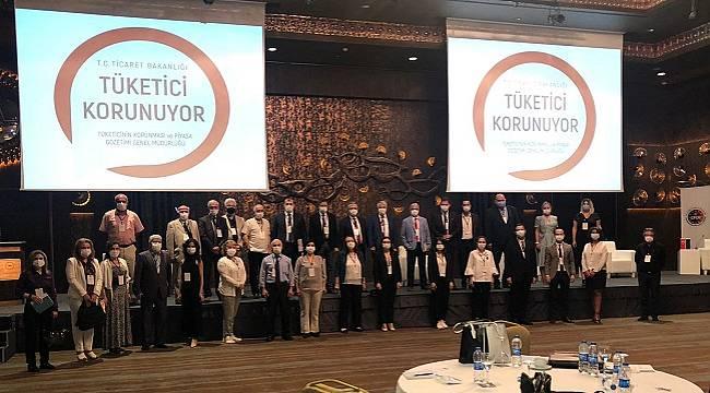 Tüketici Örgütleri Konferası Ankara'da...