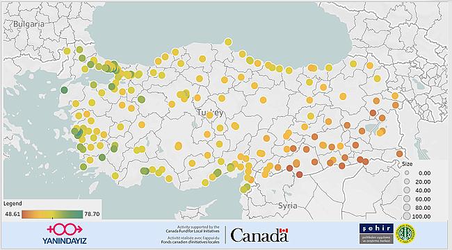 TÜKETİCİLER: İşte 'Türkiye'de cinsiyet eşitsizliğinin haritası' - ARAŞTIRMA