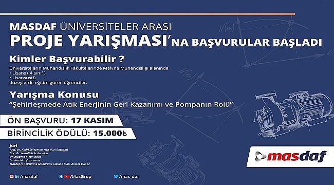 Üniversiteli ler: Yarışma sizin için - Ödül 15.000 TL