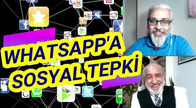 Whatsapp'a sosyal tepki - TÜKETİCİ POSTASI