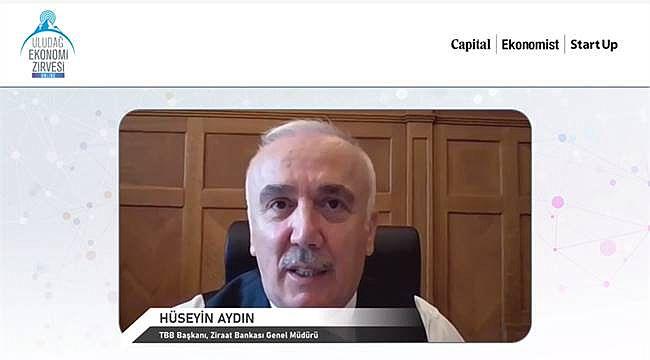 TBB Yönetim Kurulu Başkanı Aydın: '2021 yılına ilişkin beklentilerimiz olumludur'