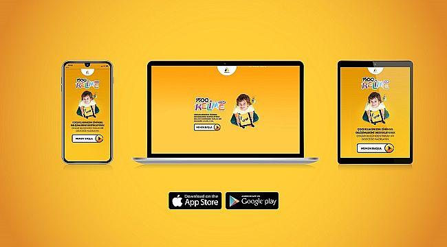 1500 Kelime Platformu Ücretsiz Mobil Uygulaması Kullanıma Açıldı