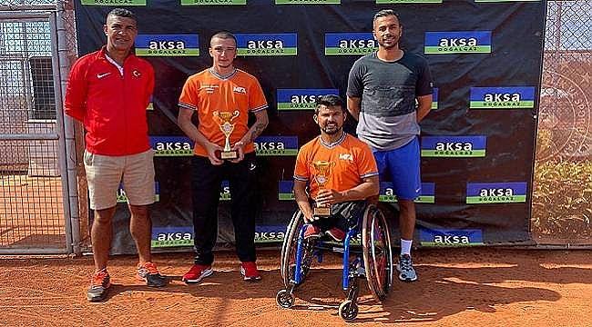 Engelsiz sporcular uluslararası arenada yeni başarılar kazandı - Aksa Doğalgaz'ın desteğiyle...