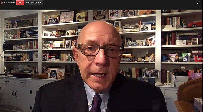 """Prof. Dr. Paul A. Argenti: """"Kriz dönemlerinde fırsatlara odaklanılmalı ve tehlikenin önü alınmalı"""""""