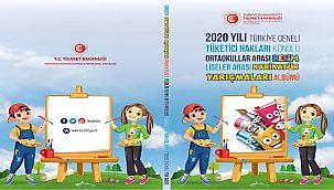 YAYINLANDI - 'Tüketici Hakları' konulu 'Resim ve Karikatür' yarışmaları albümü!