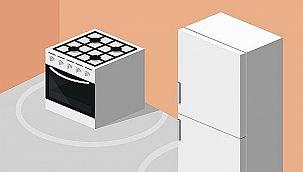 Buzdolabında SOSYAL mesafeye dikkat - Elektrik faturasını...