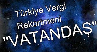 Türkiye Vergi Rekortmeni