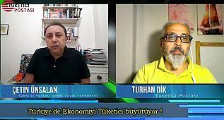 Türkiye'de Ekonomiyi Tüketici büyütüyor - Haftanın Ekonomisi